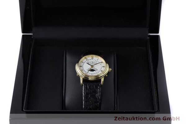 Used luxury watch Blancpain Villeret 18 ct gold automatic Kal. 6395 Ref. 6395-1418  | 152254 07