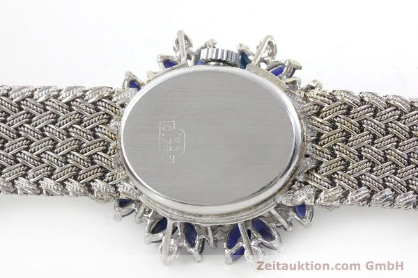 Used luxury watch Omega * 18 ct white gold manual winding Kal. 485  | 152255 08