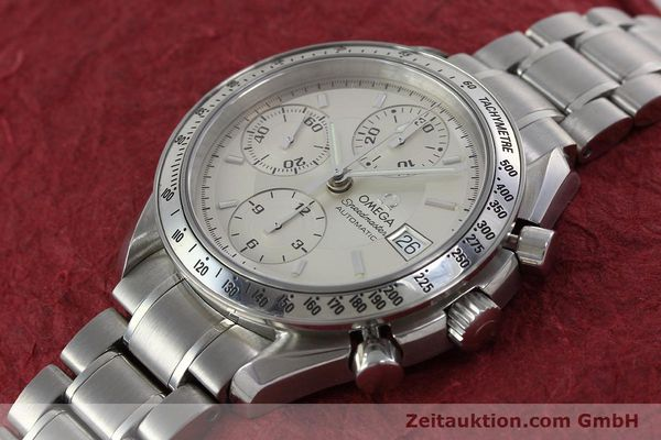 Used luxury watch Omega Speedmaster chronograph steel automatic Kal. 1152 Ref. 35133000  | 152262 01