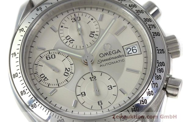 Used luxury watch Omega Speedmaster chronograph steel automatic Kal. 1152 Ref. 35133000  | 152262 02
