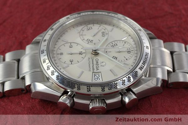 Used luxury watch Omega Speedmaster chronograph steel automatic Kal. 1152 Ref. 35133000  | 152262 05