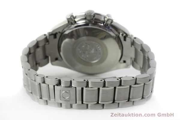 Used luxury watch Omega Speedmaster chronograph steel automatic Kal. 1152 Ref. 35133000  | 152262 13