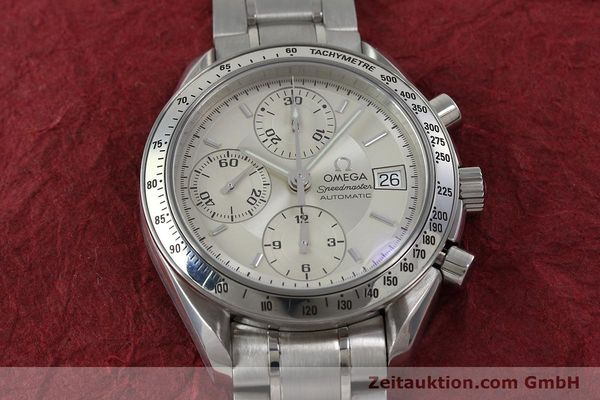 Used luxury watch Omega Speedmaster chronograph steel automatic Kal. 1152 Ref. 35133000  | 152262 18