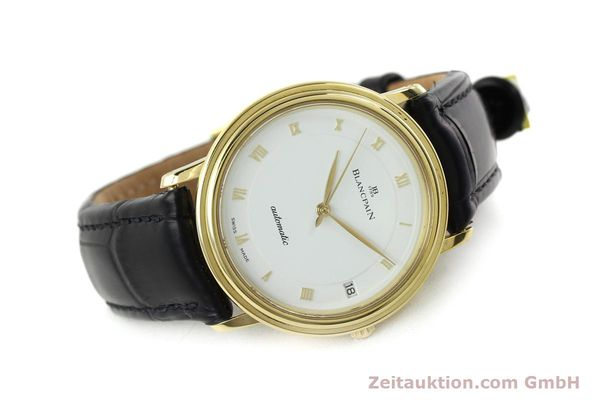 Used luxury watch Blancpain Villeret 18 ct gold automatic Kal. 9513  | 152264 03