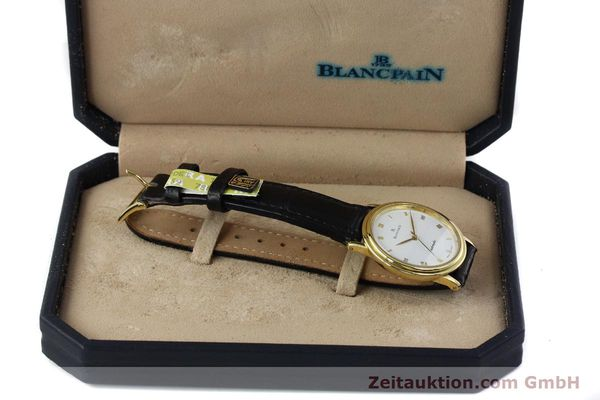 Used luxury watch Blancpain Villeret 18 ct gold automatic Kal. 9513  | 152264 07