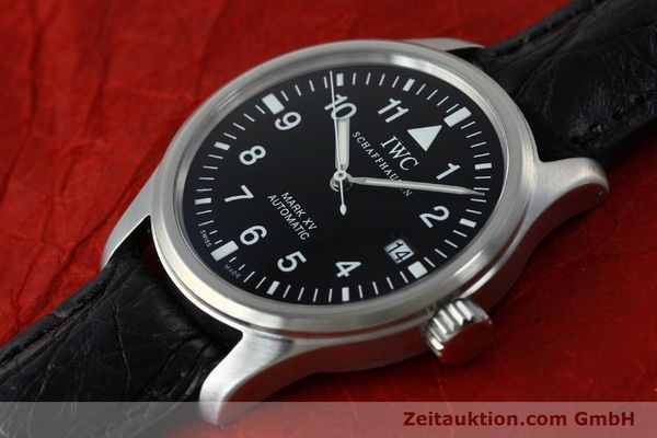 Used luxury watch IWC Mark XV steel automatic Kal. C.37524 Ref. 3253  | 152265 01
