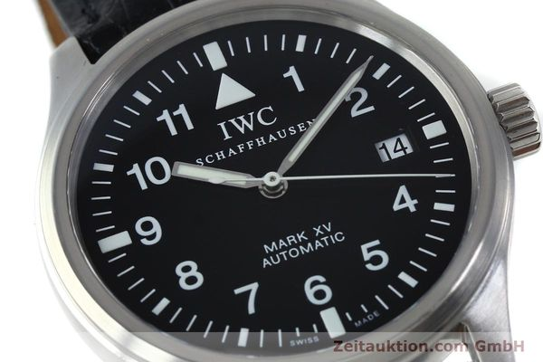 Used luxury watch IWC Mark XV steel automatic Kal. C.37524 Ref. 3253  | 152265 02