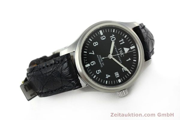 Used luxury watch IWC Mark XV steel automatic Kal. C.37524 Ref. 3253  | 152265 03