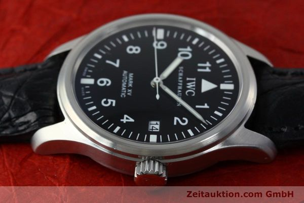 Used luxury watch IWC Mark XV steel automatic Kal. C.37524 Ref. 3253  | 152265 05