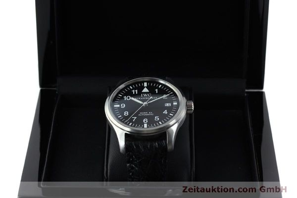 Used luxury watch IWC Mark XV steel automatic Kal. C.37524 Ref. 3253  | 152265 07
