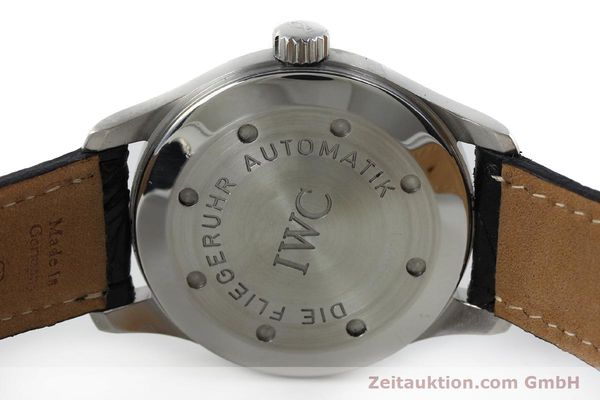 Used luxury watch IWC Mark XV steel automatic Kal. C.37524 Ref. 3253  | 152265 08