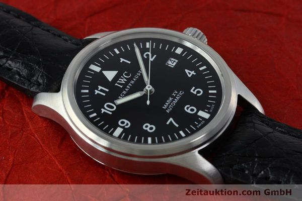 Used luxury watch IWC Mark XV steel automatic Kal. C.37524 Ref. 3253  | 152265 14