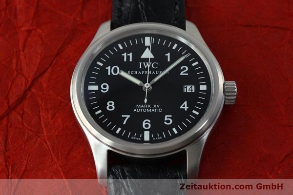 Used luxury watch IWC Mark XV steel automatic Kal. C.37524 Ref. 3253  | 152265 15
