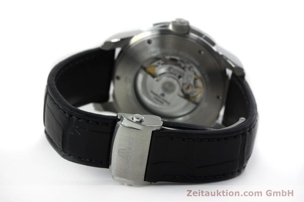 Used luxury watch Maurice Lacroix Pontos steel automatic Kal. ML 121- Selita 200 Ref. PT6118  | 152277 12