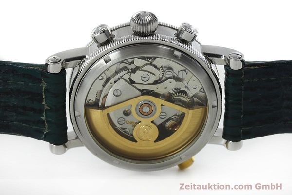 Used luxury watch Chronoswiss * chronograph steel / gold automatic Kal. 732 Ref. CH7323  | 152278 09