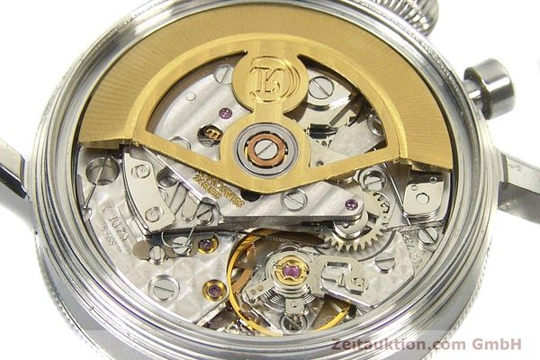 Used luxury watch Chronoswiss * chronograph steel / gold automatic Kal. 732 Ref. CH7323  | 152278 10