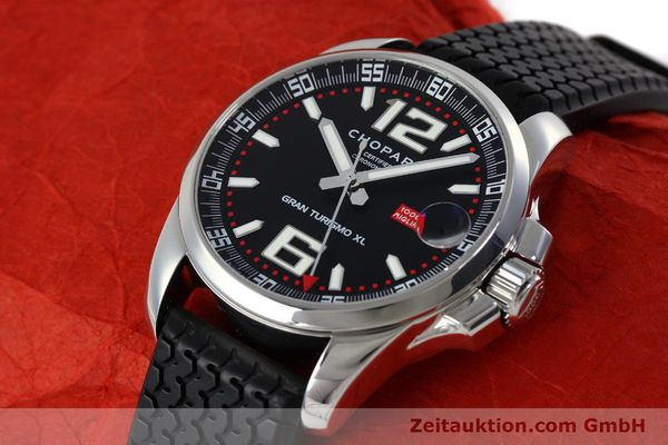 Used luxury watch Chopard Mille Miglia steel automatic Kal. ETA A07111 LIMITED EDITION | 152281 01