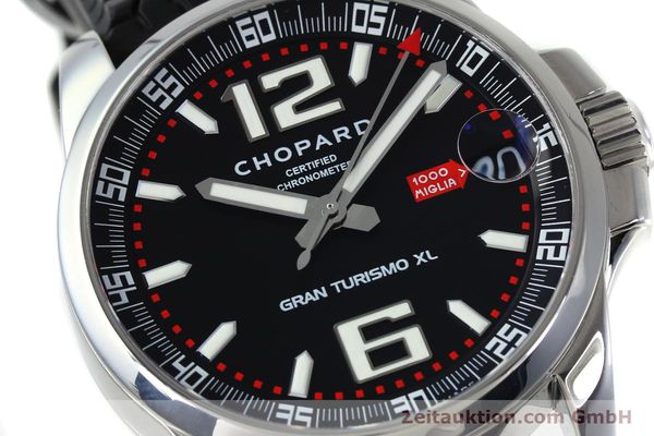 Used luxury watch Chopard Mille Miglia steel automatic Kal. ETA A07111 LIMITED EDITION | 152281 02