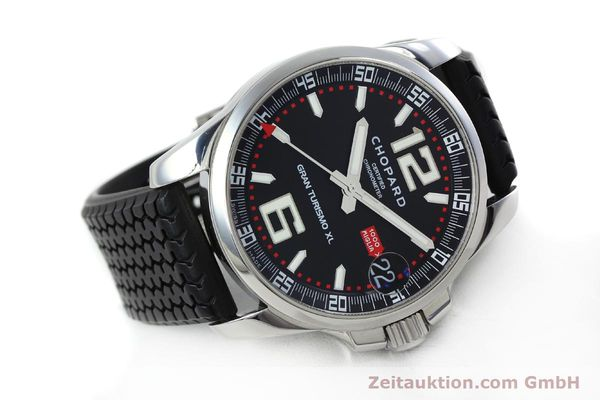 Used luxury watch Chopard Mille Miglia steel automatic Kal. ETA A07111 LIMITED EDITION | 152281 03