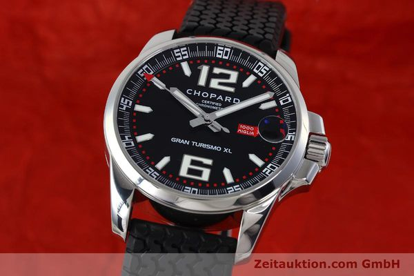 Used luxury watch Chopard Mille Miglia steel automatic Kal. ETA A07111 LIMITED EDITION | 152281 04