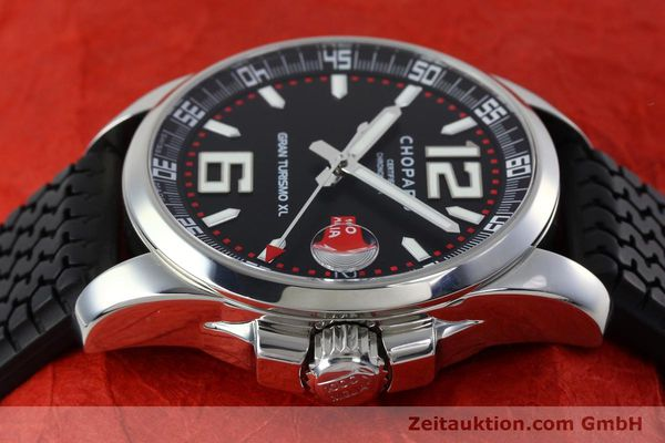 Used luxury watch Chopard Mille Miglia steel automatic Kal. ETA A07111 LIMITED EDITION | 152281 05