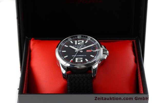 Used luxury watch Chopard Mille Miglia steel automatic Kal. ETA A07111 LIMITED EDITION | 152281 07