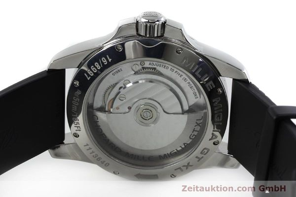 Used luxury watch Chopard Mille Miglia steel automatic Kal. ETA A07111 LIMITED EDITION | 152281 09