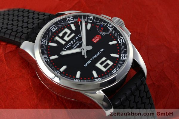 Used luxury watch Chopard Mille Miglia steel automatic Kal. ETA A07111 LIMITED EDITION | 152281 17