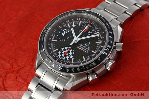 Used luxury watch Omega Speedmaster chronograph steel automatic Kal. 1151 Ref. 1750087 LIMITED EDITION | 152283 01