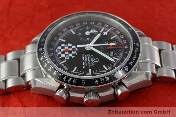 Used luxury watch Omega Speedmaster chronograph steel automatic Kal. 1151 Ref. 1750087 LIMITED EDITION | 152283 05