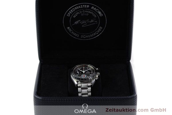 Used luxury watch Omega Speedmaster chronograph steel automatic Kal. 1151 Ref. 1750087 LIMITED EDITION | 152283 07