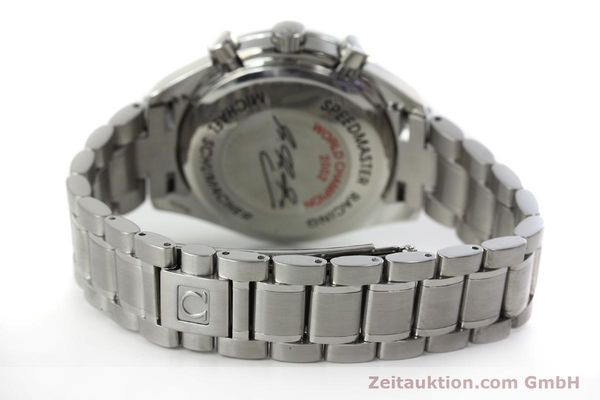 Used luxury watch Omega Speedmaster chronograph steel automatic Kal. 1151 Ref. 1750087 LIMITED EDITION | 152283 13