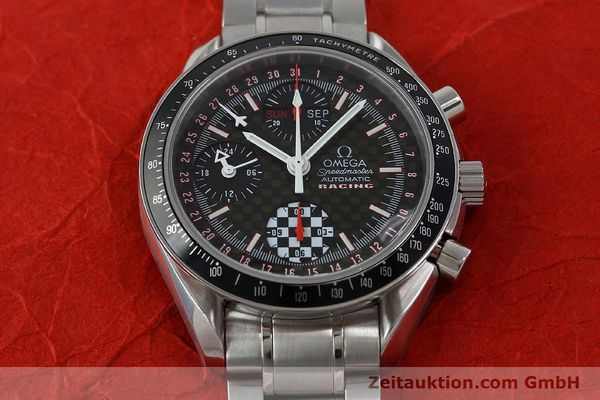 Used luxury watch Omega Speedmaster chronograph steel automatic Kal. 1151 Ref. 1750087 LIMITED EDITION | 152283 18