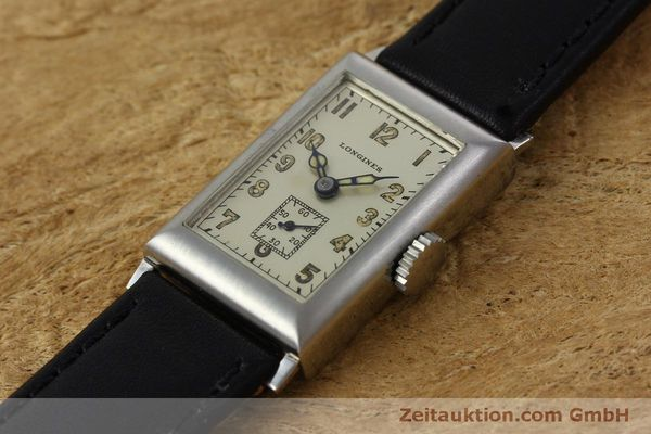 Used luxury watch Longines * steel manual winding Kal. 25.173 Ref. 3804 VINTAGE  | 152287 01