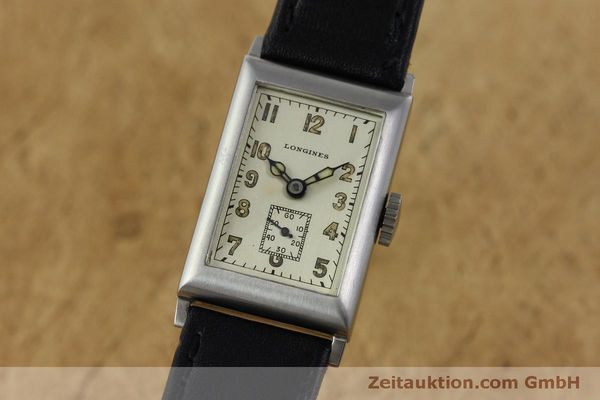 Used luxury watch Longines * steel manual winding Kal. 25.173 Ref. 3804 VINTAGE  | 152287 04
