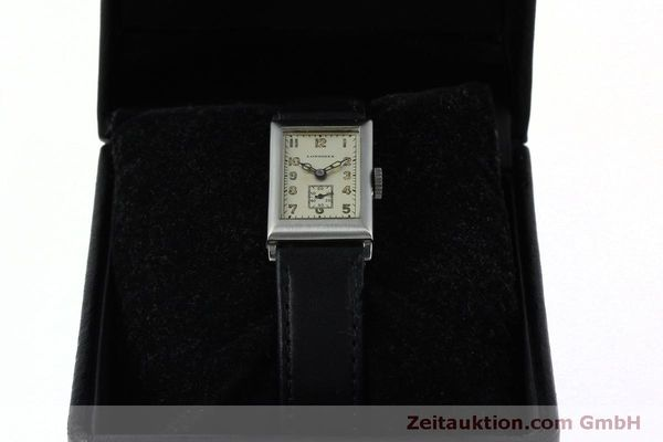 Used luxury watch Longines * steel manual winding Kal. 25.173 Ref. 3804 VINTAGE  | 152287 07