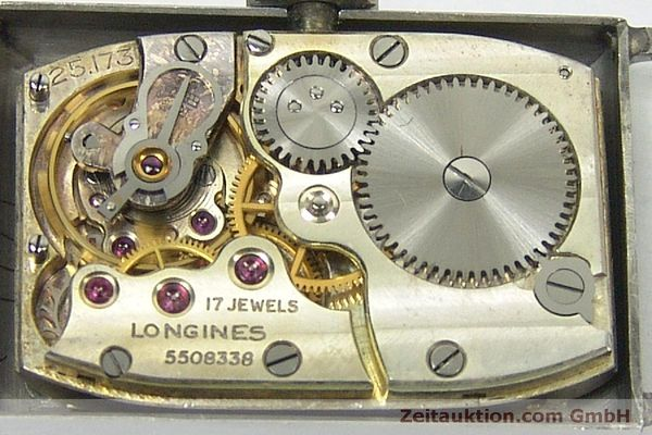 Used luxury watch Longines * steel manual winding Kal. 25.173 Ref. 3804 VINTAGE  | 152287 10