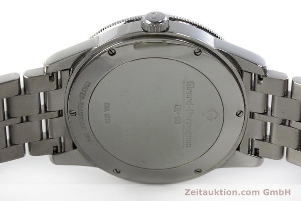 Used luxury watch Girard Perregaux GP 90 steel automatic Kal. 225-967 Ref. 1010  | 152291 08