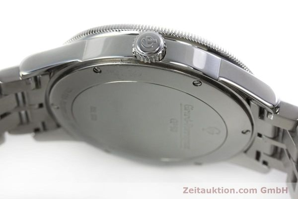 Used luxury watch Girard Perregaux GP 90 steel automatic Kal. 225-967 Ref. 1010  | 152291 11