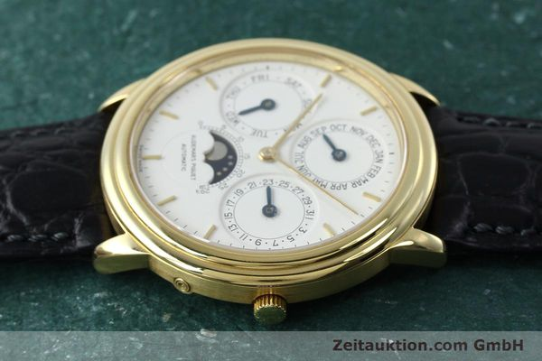Used luxury watch Audemars Piguet Ewiger Kalender 18 ct gold automatic Kal. 2120/2 Ref. C75742  | 152293 05