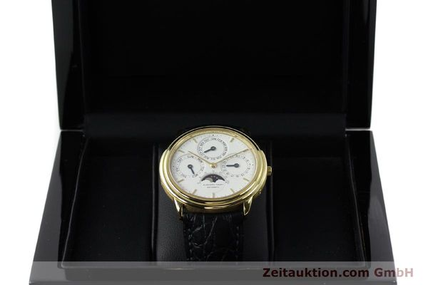 Used luxury watch Audemars Piguet Ewiger Kalender 18 ct gold automatic Kal. 2120/2 Ref. C75742  | 152293 07