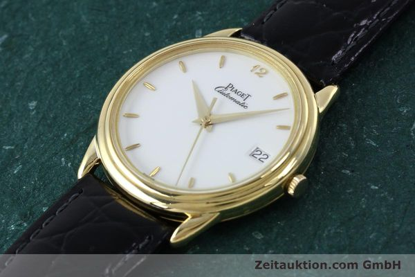 Used luxury watch Piaget * 18 ct gold automatic Kal. P951 Ref. 15988  | 152298 01