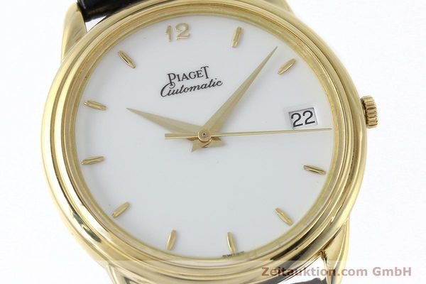 Used luxury watch Piaget * 18 ct gold automatic Kal. P951 Ref. 15988  | 152298 02