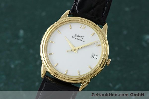 Used luxury watch Piaget * 18 ct gold automatic Kal. P951 Ref. 15988  | 152298 04