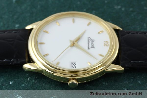 Used luxury watch Piaget * 18 ct gold automatic Kal. P951 Ref. 15988  | 152298 05