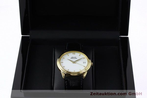 Used luxury watch Piaget * 18 ct gold automatic Kal. P951 Ref. 15988  | 152298 07