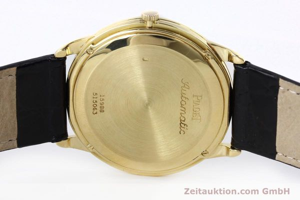 Used luxury watch Piaget * 18 ct gold automatic Kal. P951 Ref. 15988  | 152298 08