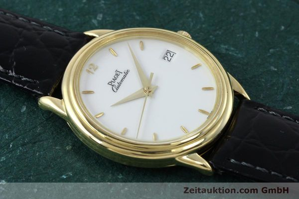 Used luxury watch Piaget * 18 ct gold automatic Kal. P951 Ref. 15988  | 152298 13
