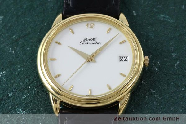 Used luxury watch Piaget * 18 ct gold automatic Kal. P951 Ref. 15988  | 152298 14