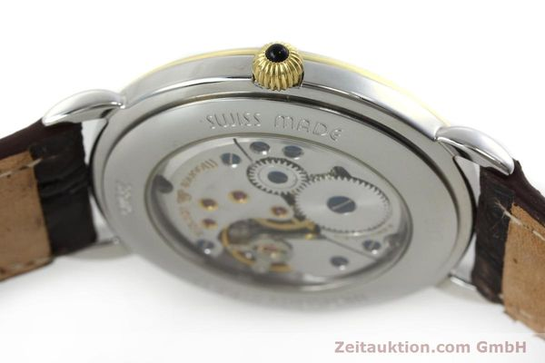 Used luxury watch Maurice Lacroix Masterpiece steel / gold manual winding Kal. Peseux 7046 Ref. 28505  | 152300 08